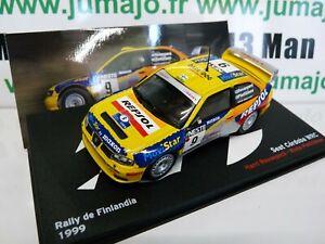 RES11 voiture 1/43 IXO altaya Rallye: SEAT Cordoba WRC REPSOL Finlande 1999