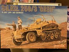 DRAGON 6125 1/35 Sd.Kfz.250/3 'Greif'