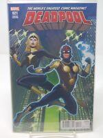 Deadpool #21 021 Variant Cover Nova Marvel Comics vf/nm CB1393
