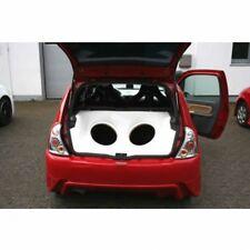 Renault Clio 2 II Audio Box / Kofferraumausbau / Soundbox / Soundboard