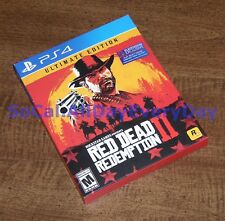 Red Dead Redemption 2 Ultimate Edition Sony PlayStation 4