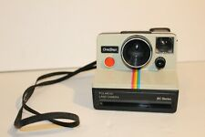 Polaroid One Step Land Camera (SX-70 Rainbow BC Series) ~ UNTESTED AS IS
