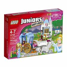 10729 CINDERELLA'S CARRIAGE Disney Princess lego NEW legos set JUNIORS