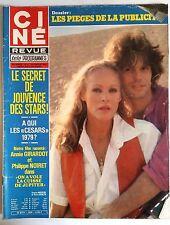 """Ciné Télé Revue 24/1/1980; """"On a volé la cuisse de Jupiter""""/ Sidney Poitier"""