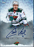 18-19 SIGNATURE SERIES (TOPPS SIGNATURE) ZACH PARISE Topps NHL Skate Digital