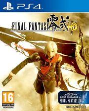 Final Fantasy Type 0 PS4 - totalmente in italiano