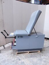 Ritter Midmark 100 023 Exam Chair With Stirrups Sr815
