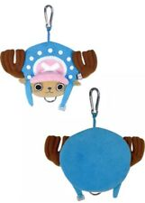 One Piece Tony Chopper Plush Keychain Key Holder Anime Manga Licensed NEW NWT