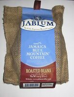 100% Jamaica Blue Mountain coffee beans Jablum 8 oz or 227 g