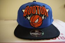 NY BOOTON Snapback Adjustable Cap. Blue/Black. Brand New with Tags