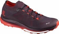 Salomon S Lab Ultra 3 Mens Black Red Neutral Running Trainers Shoes Size 412661