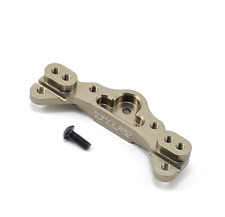 TLR2062 Front Camber Block, Aluminum: 22SCT Team Losi
