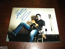 Easton Corbin Signed Autograph 8x10 Music Photo PSA #2
