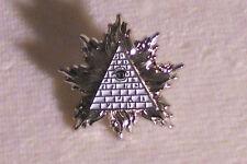 Masonic All Seeing Eye Pyramid Secret Occult RA Badge Pin Master Lodge Seal 33 K