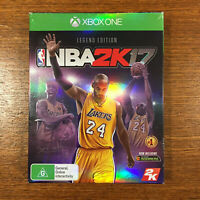 NBA 2K17: Legend Edition - Kobe Bryant Poster & Basketball Cards *Xbox One Game*