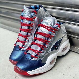 Reebok Question Mid Men's OG Meets OG Iverson Harden Athletic Sneaker NBA Shoe