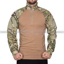 Camisa De Combate Táctico Airsoft (ANA) Multicam