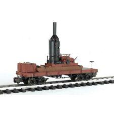Bachmann - 20' Log Car w/Log Skidder - G
