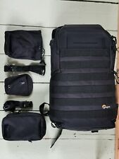 Lowepro ProTactic BP 350 AW II Backpack - Black with extras