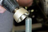 External Deburr Chamfer Tool 13mm - 35mm - Repair Damaged Bolts