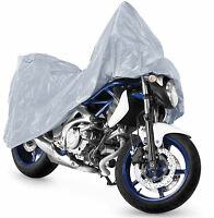 Sumex Motorcycle Motorbike Waterproof & Breathable Full Protection Cover - XXL
