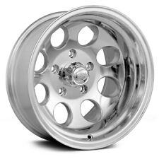 Ion Alloy 171 Wheels 16x10 (-38, 5x135, 87) Silver Rims Set of 4