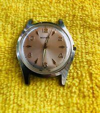 1960's mens Benrus Belforte MCM Watch 17 Jewels