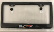 REAL Carbon Fiber License Plate Frame CTSV