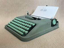 Hermes Baby Schreibmaschine Switzerland portable typewriter