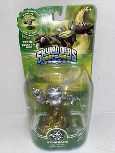 Skylanders Swap Force Stink Bomb Gold Silver Variant New 100% Intact 9.8