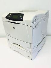 HP LaserJet 4250DTN Laser Printer - 6 MONTH WARRANTY - Fully Remanufactured