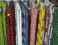 12 Elekes, Collares, Necklaces de cada Santo/Orisha, Yoruba, Lucumi, Santeria