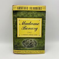 Madame Bovary ~ Gustave Flaubert ~ A Modern Library Book, Hardcover 1950