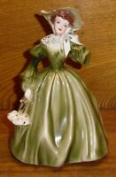 "Florence Ceramics Pasadena California Pottery Figurine - Louise - 7 1/4"" - As Is"