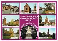 Ansichtkaart Nederland : Oost-Groningen - Landschap Oldambt (0343)