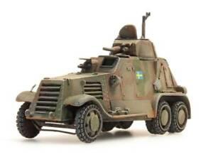 Artitec 387.140 - 1/87 HO Scale SE Landsverk L-181 Armoured Car - Swedish Army