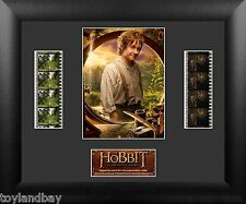 Film Cell Genuine 35mm Framed Matted Hobbit An Unexpected Journey Double 5912