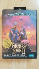 Phantasy Star II - 2 - Sega Mega Drive - 1989
