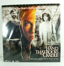 The Hand That Rocks The Cradle Letterboxed Laserdisc Rebecca DeMornay