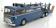 Norev 1964 FIAT BARTOLETTI 306/2  ALAN MANN RACING TRANSPORTER 1/18 Scale New!