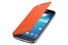 Samsung Flip Cover EF-FI919 für Samsung S4 Mini, Orange, NEU, OVP, schützend