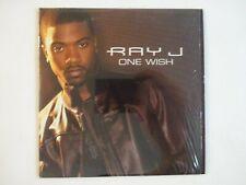 RAY J : ONE WISH (RADIO EDIT / REMIX feat. FABOLOUS) ♦ CD Single ♦