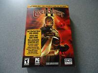 EverQuest II Pre-Order Starter Kit  PC CD-ROM   EQ2    EQII    OOP   NIB   NEW