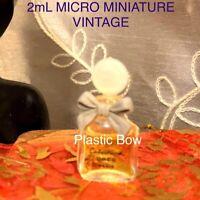 VINTAGE Cabochard Gres Micro MINI 2 mL Original Formula Perfume PURE PARFUM