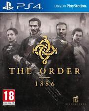 The Order 1886   ((  PS4 VF )) Neuf mais Plastique déchirée