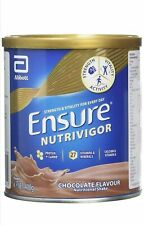 Ensure Nutrivigor Food Supplement With Protein & Vitamin D - Chocolate Flavour