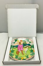 Villeroy & and Boch OUR CHILDREN UNICEF No9 Kenya plate BOXED