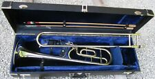 Posaune Trombone KING 1404SF SOLIDE STERLING SILVER BELL 4B SONOROUS +papers+cas