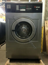 Ipso Iwf055 Washer 55lb Coin 220v 13ph Reconditioned