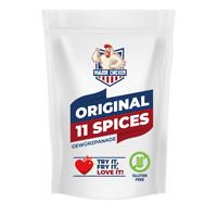 """Major-Chicken """"ORIGINAL 11 SPICES"""" Gewürzpanade für fried chicken"""